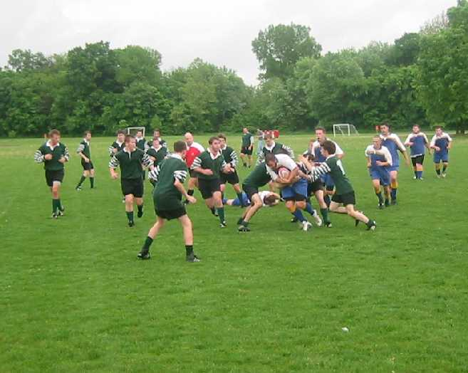 Zionsville High School Rugby